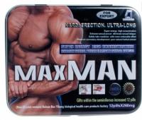MaxMan 260mg. для увеличения члена(1 упак. 12 табл.)