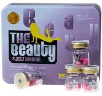 Женские возбуждающие таблетки The Beuty Woman - 1 баночка 3 табл