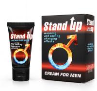"""КРЕМ """"STAND UP"""" для мужчин возбуждающий 25 г. арт. LB-80006"""