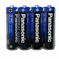 Батарейки Panasonic AA (4 шт)