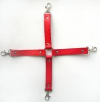 ФИКСАТОР цвет красный, (PVC)