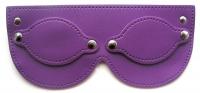 МАСКА НА ГЛАЗА цвет фиолетовый, (PVC)