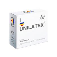 """ПРЕЗЕРВАТИВЫ UNILATEX """"MULTIFRUITS"""" цветные ароматизированные, 3"""