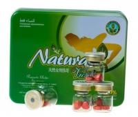 Женские возбуждающие таблетки Natural Viagra - 1 баночка 3 табле