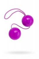 Фиолетовые вагинальные шарики BI-BALLS  885006-4