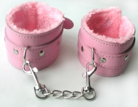 ОКОВЫ цвет розовый, PVC