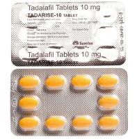 Дженерик сиалис 10 мг - 1 шт