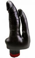 Вибратор реалистик черный Биоклон 414700ru