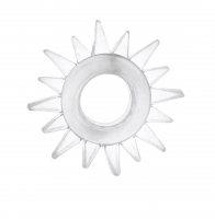 Кольцо гелевое прозрачное