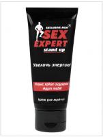 Возбуждающий Крем для мужчин Stend up Sex Expert